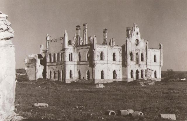 <p>Palatul &icirc;nainte de 1979</p>