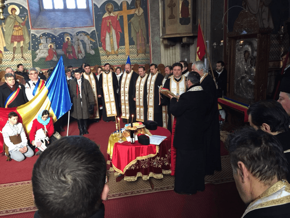 24 ianuarie 2018 Biserica Ruginoasa