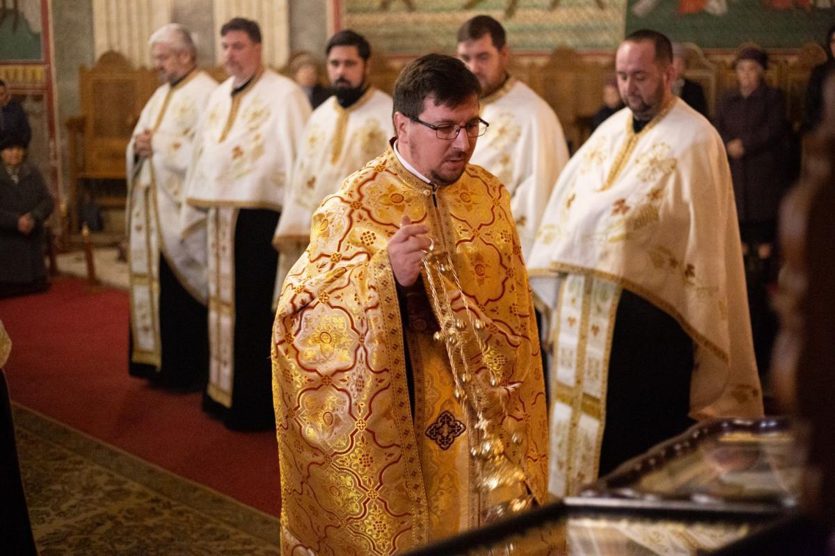 Biserica Ruginoasa 24 nov 2019